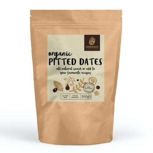 Organic Pitted Dates - 500g