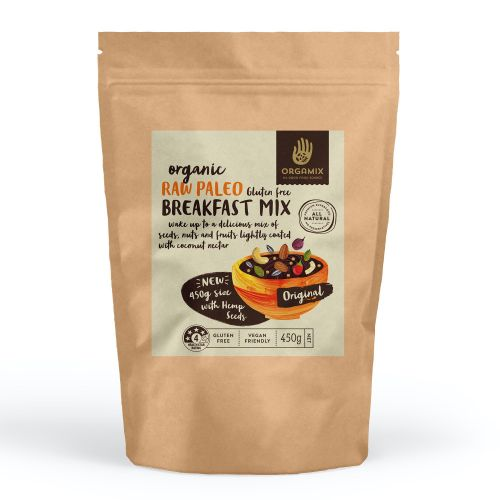 Breakfast Mix Original with Hemp Seeds - 450g