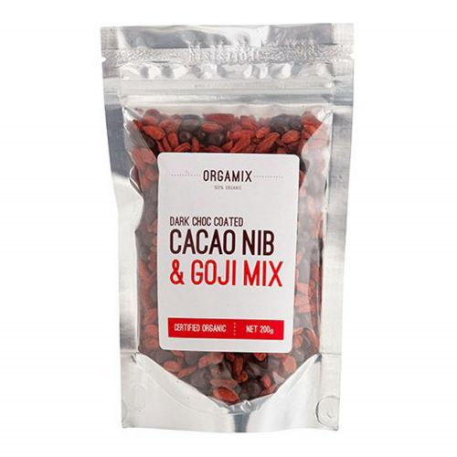 Organic Cacao / Goji Mix - 200g