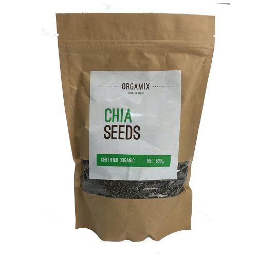 Organic Chia Seeds - 500g