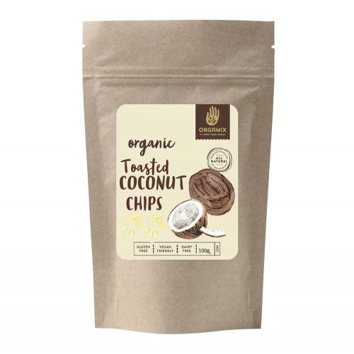 Organic Coconut Chips - 200g