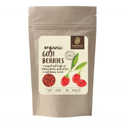 Organic Goji Berries - 200g