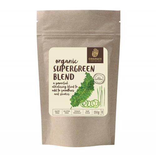 Organic Supergreen Blend - 150g
