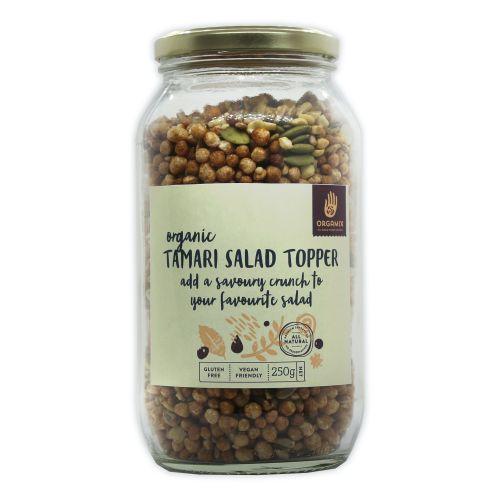 Organic Tamari Salad Topper - 300g