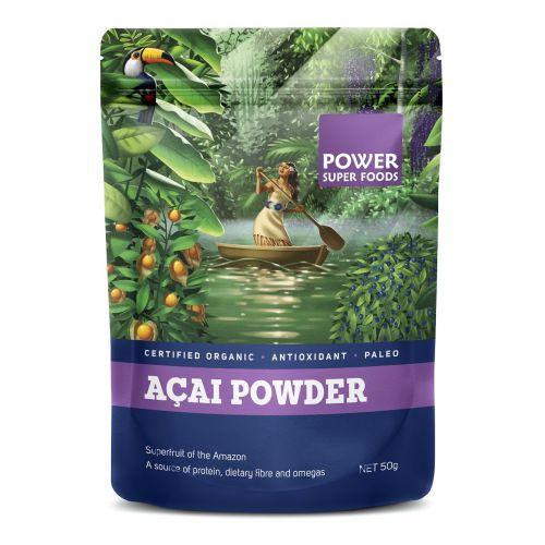 Organic Acai Berry Powder 50g