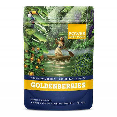 Organic Goldenberries - 225g