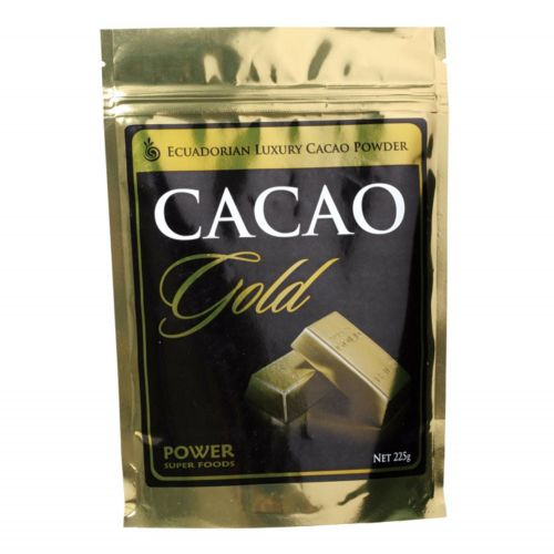Organic Cacao GOLD Powder - 225g