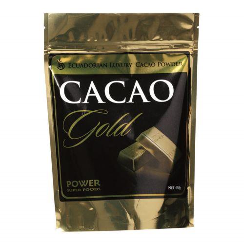 Organic Cacao GOLD Powder - 450g