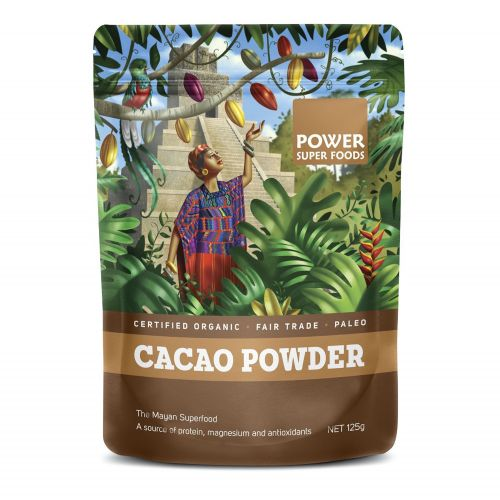 Organic Cacao Powder - 125g