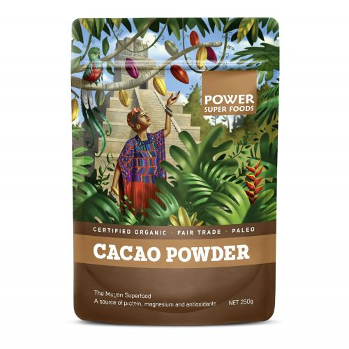 Organic Cacao Powder - 250g