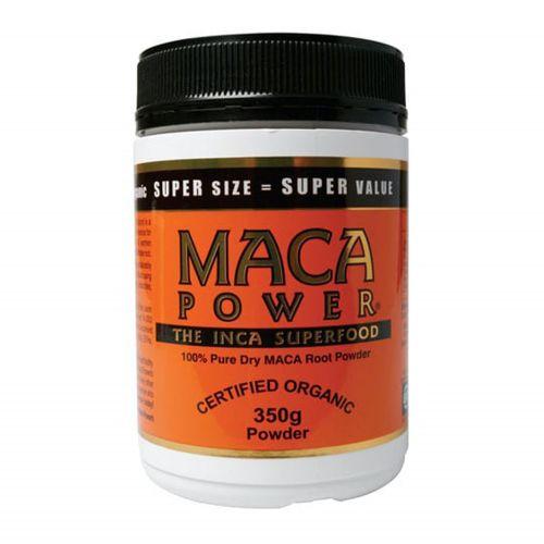 Organic Maca Powder - 350g (Cylinder)