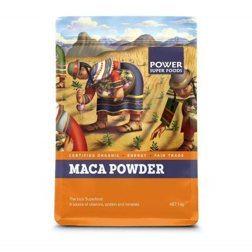 Organic Maca Powder - 1kg