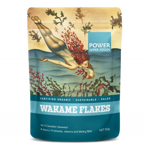 Organic Wakame Flake - 50g