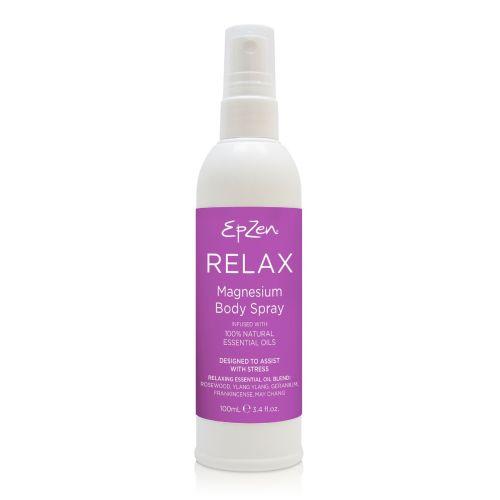 EpZen Magnesium Body Spray Relax - 100mL