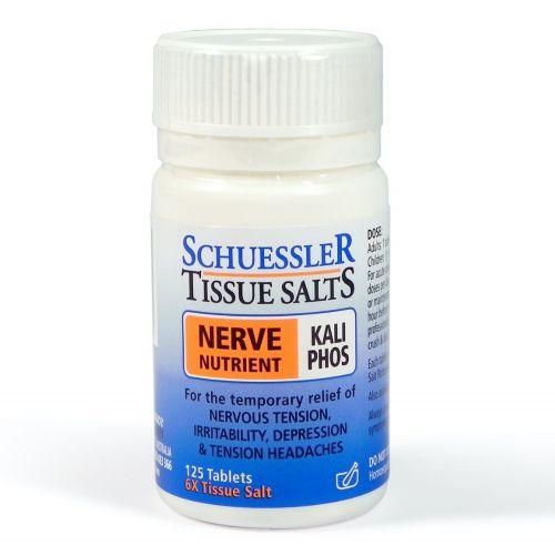 Tissue Salts Kali Phos Nerve Nutrient - 125 Tabs
