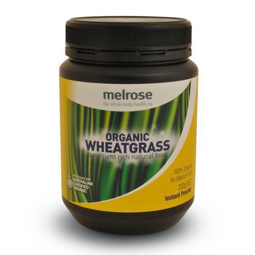 Organic Clean Green Wheatgrass Powder 200g