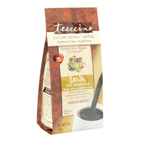Chicory Herbal Coffee All Purpose Grind Java Medium Roast 312g