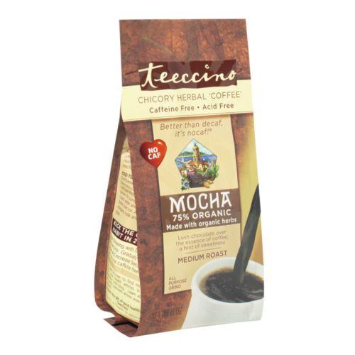 Chicory Herbal Coffee All Purpose Grind Mocha Medium Roast 312g