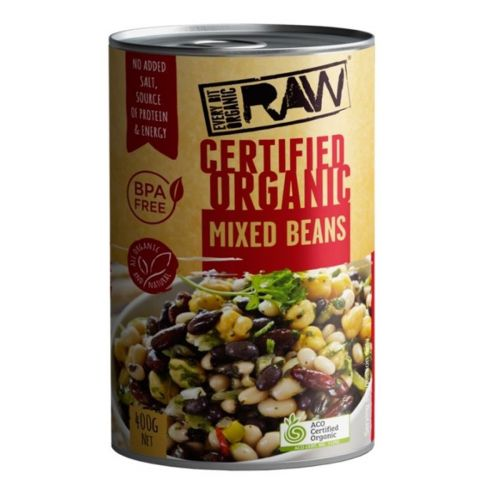 Raw Mixed Beans 400g