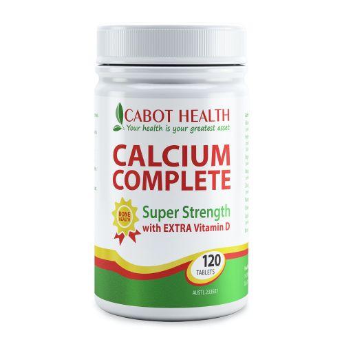 Calcium Complete - 120 Tabs