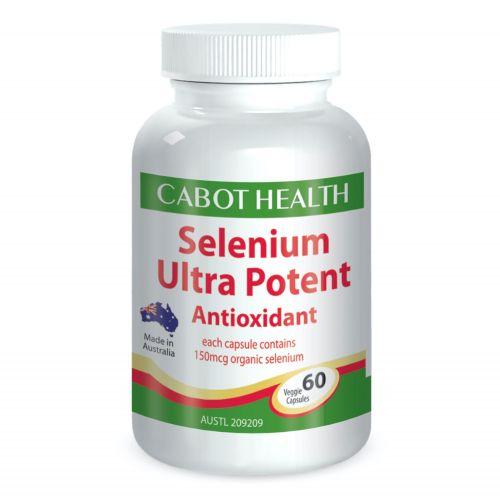 Selenium Ultra Potent - 60 Tabs