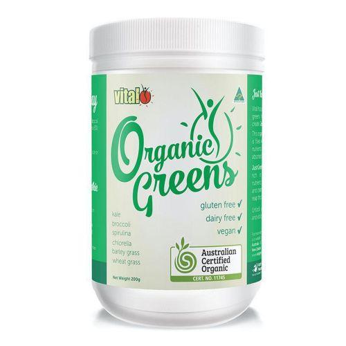 Organic Greens - 200g