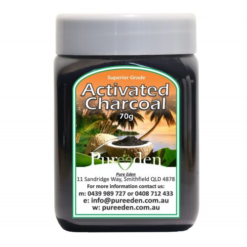 Activated Charcoal - 70g