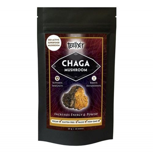 Chaga Mushroom Superfood - 50g