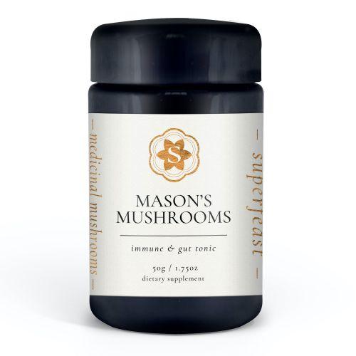 Mason Mushroom Blend - 50g Jar