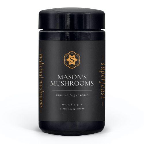 Mason Mushroom Blend - 100g Jar