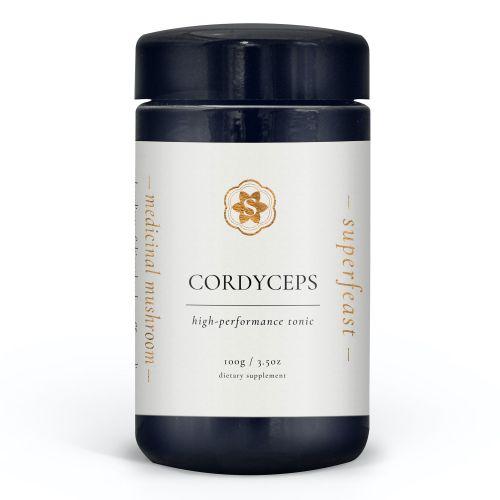 Cordyceps Extract - 100g