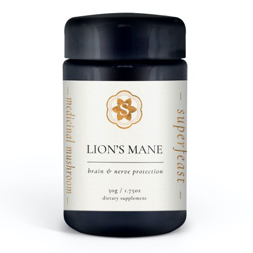Lions Mane Extract - 50g