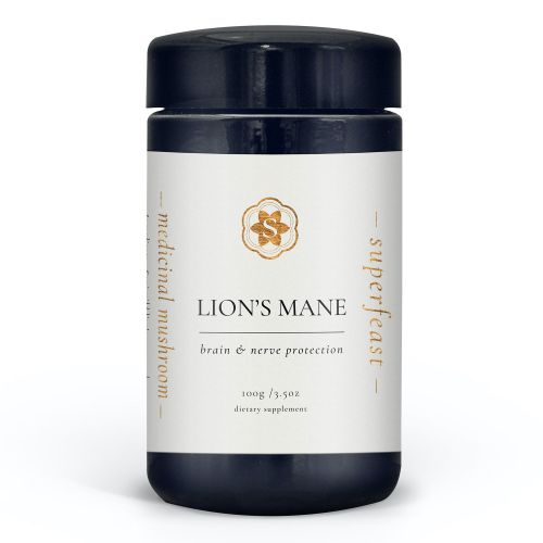 Lions Mane Extract - 100g
