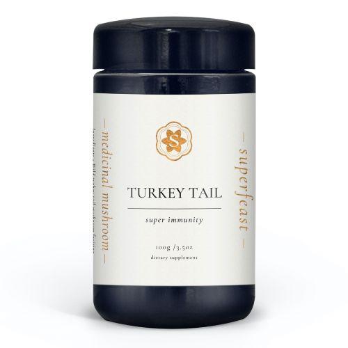 Turkey Tail - 100G