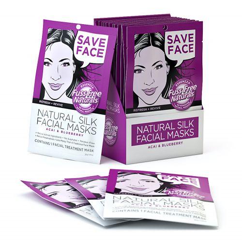 Refresh & Revive Face Mask Sheet - 12 Masks