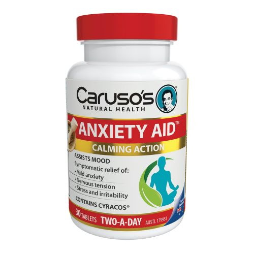Anxiety Aid 30 Tablets