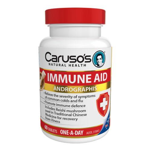 Immune Aid - 60 Tablets