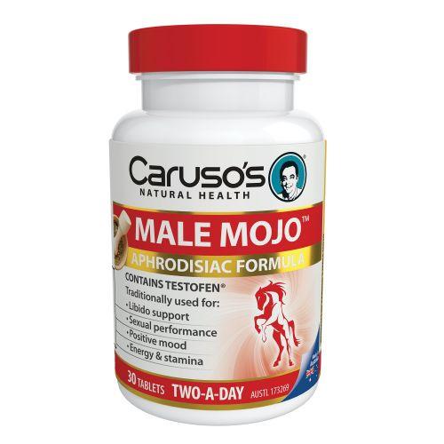 Male Mojo 30 Tablets