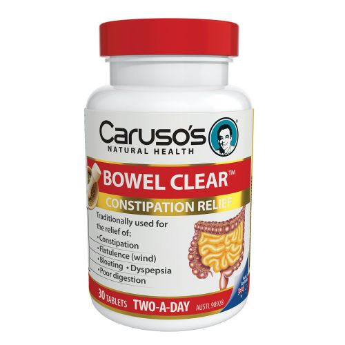 Bowel Clear 30 Tablets
