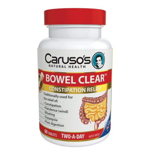 Bowel Clear 60 Tablets