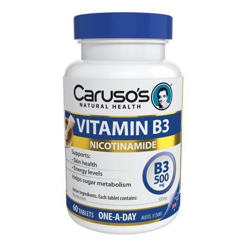 Vitamin B3 500mg 60T