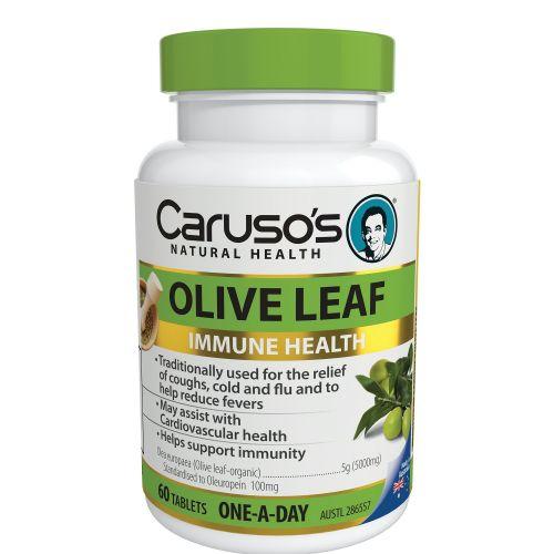 Olive leaf 60 Tablets
