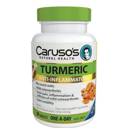 Turmeric 50 Tablets