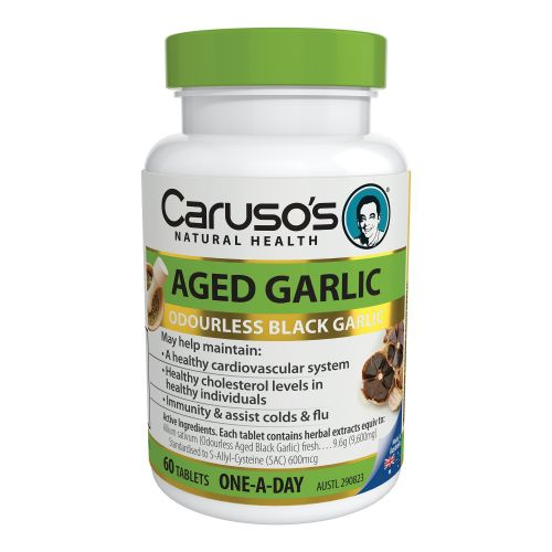 Aged Garlic 60 Tablets