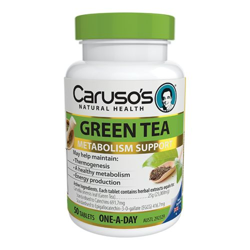 Green Tea 50 Tablets