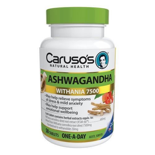 Ashwagandha 50 Tablets