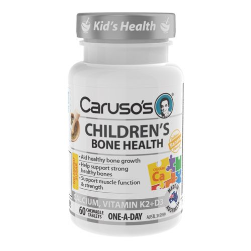 Childrens Bone Health 60 Tablets