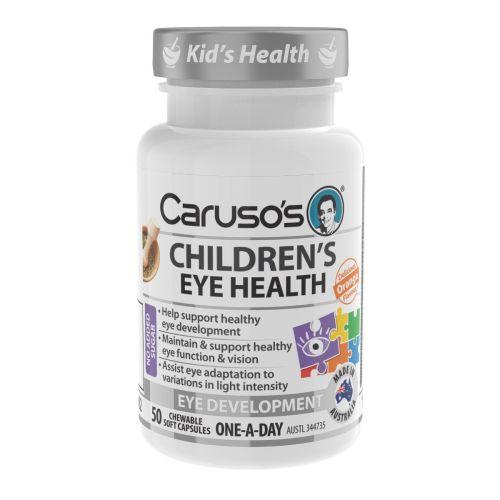 Childrens Eye Health 50 Capsules