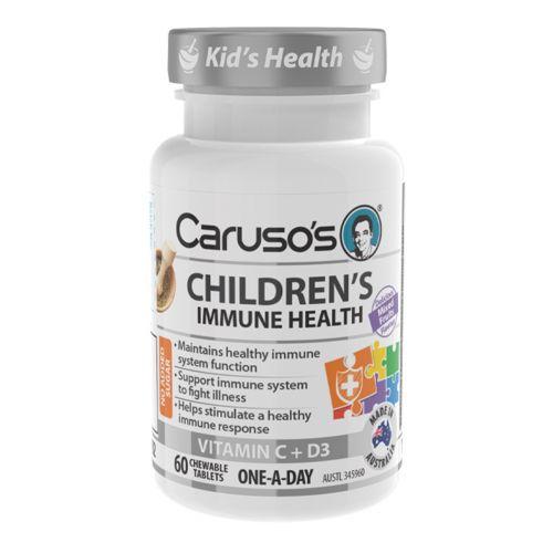 Childrens Immune Health 60 Tablets