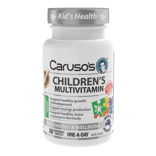 Childrens Multivitamin 60 Tablets